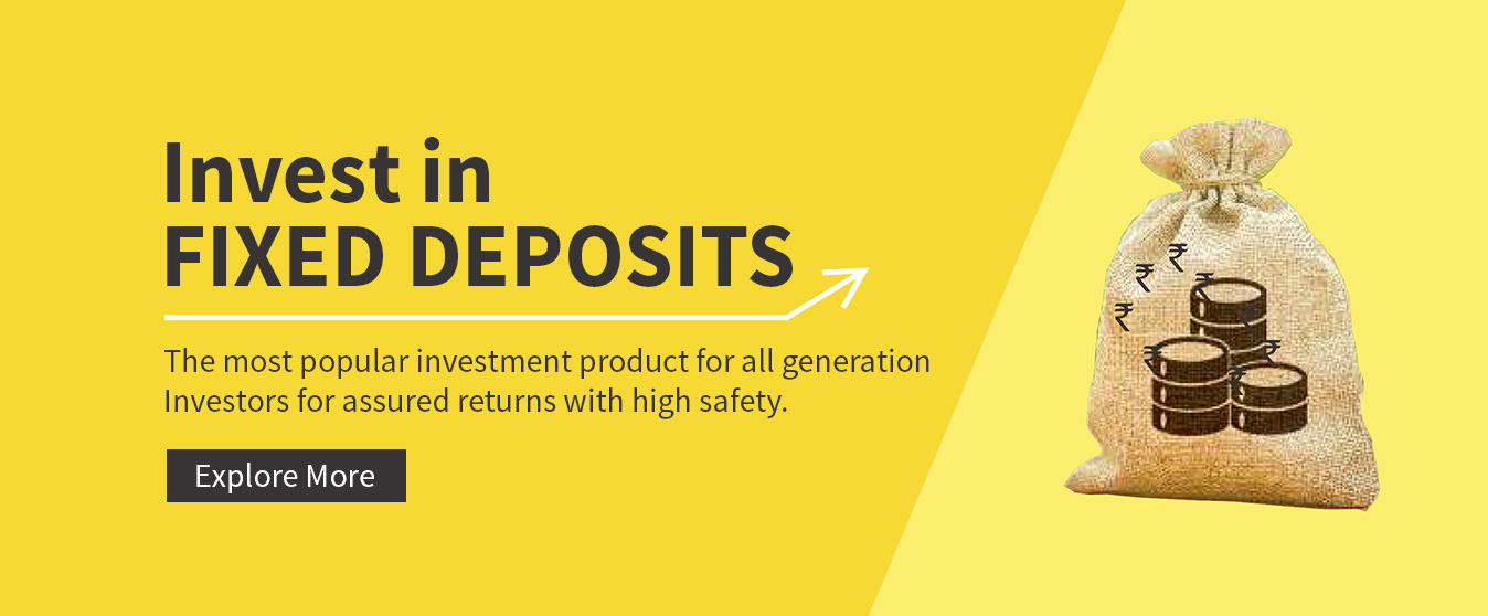 The most popular investment product for all generation Investors for assured returns with high safety.